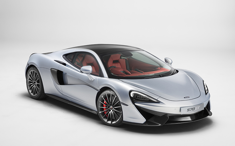 Is the McLaren 570GT the perfect balance of performance and comfort?