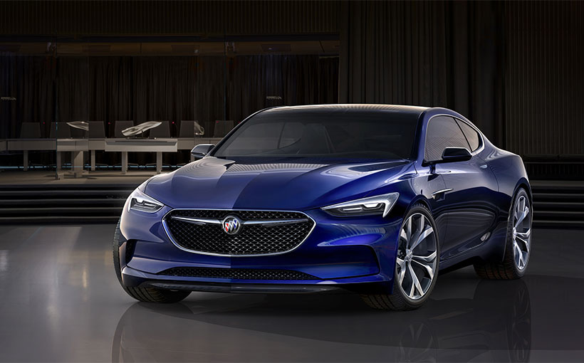 Will the Buick Avista Concept become the next Holden Monaro?