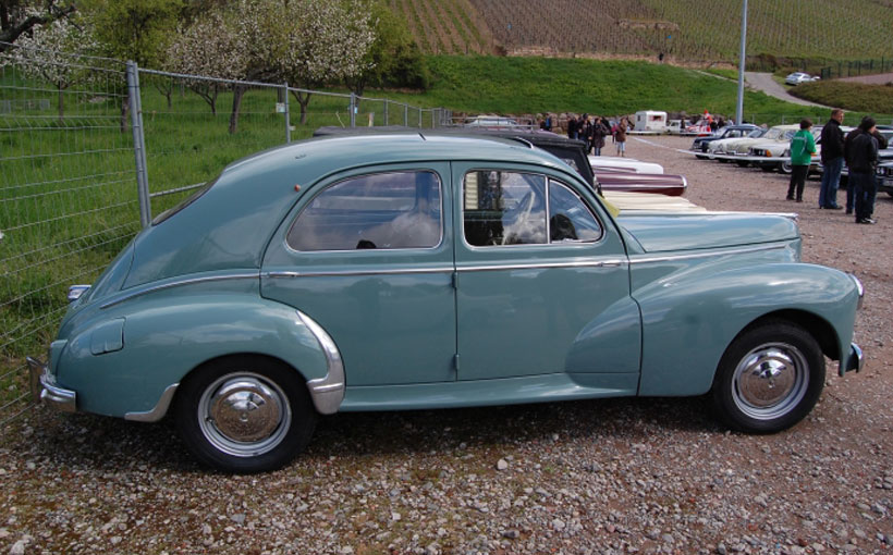 Peugeot 203 and 403: the first 'world cars' for the postwar era?