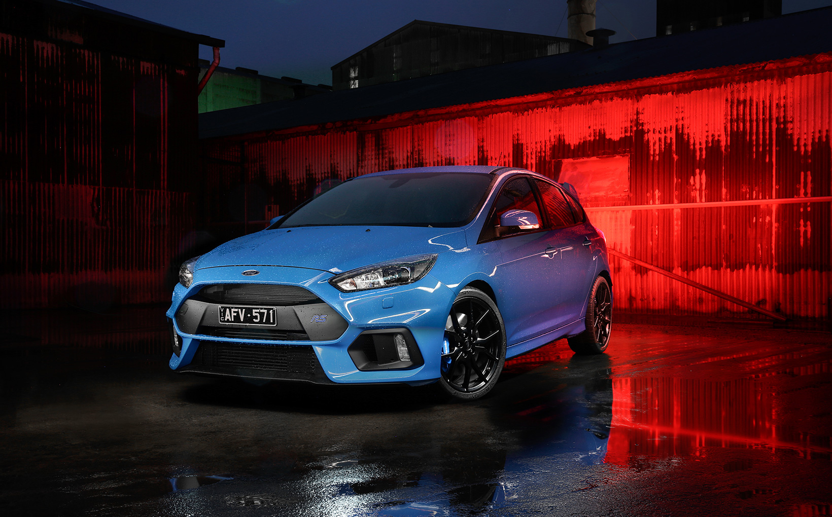 Is the Ford Focus RS the greatest hatch on Earth?
