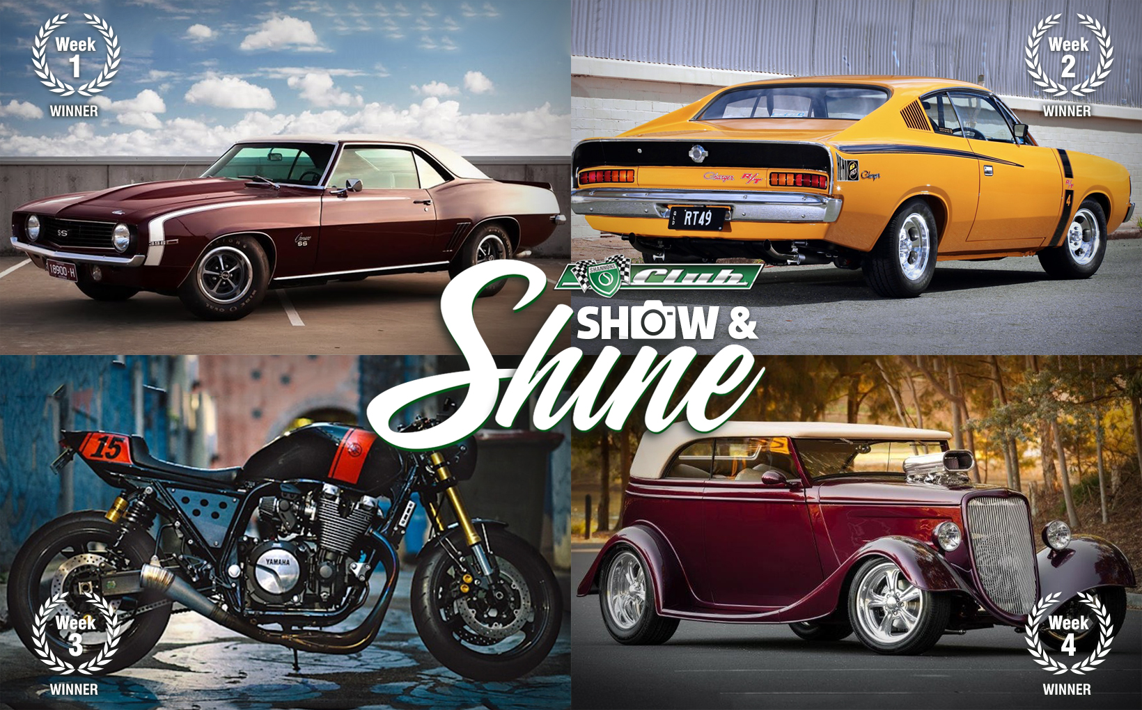 Shannons Club Show & Shine Exposes Some of Australia's Best