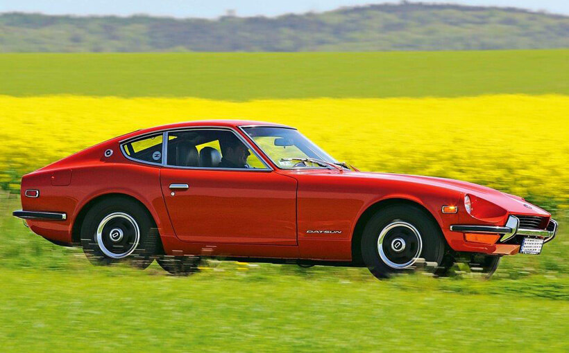 Datsun Z Cars: Japan's GT redefines the breed