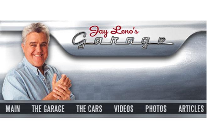 Jay Leno's