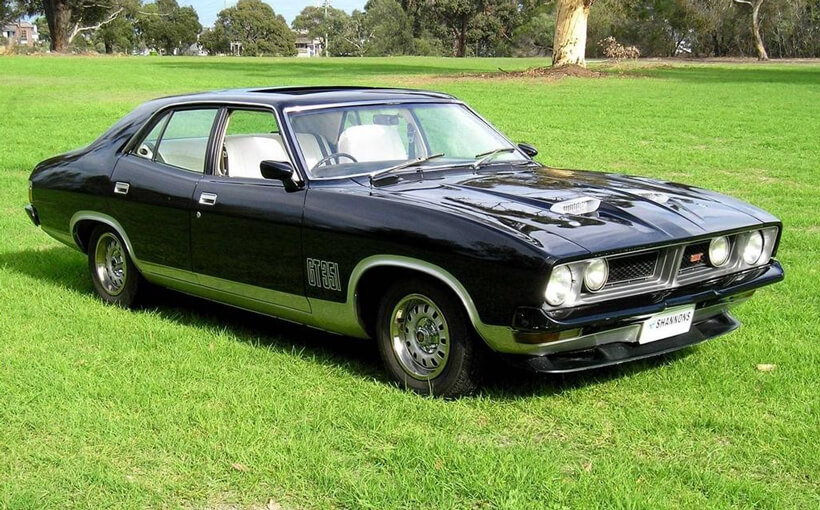 Ford XB Falcon: Extra Benefits over the excellent XA