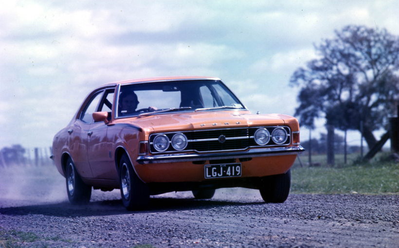 Ford Cortina TC/TD: Great expectations not met.