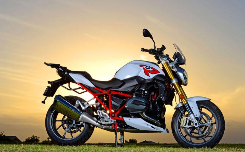 BMW R 1200 R: Fighting Fit