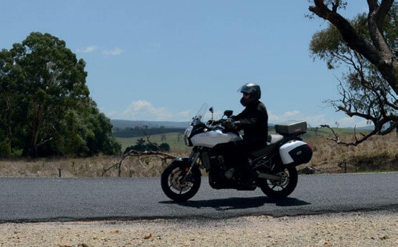 Japan in Australia Ride