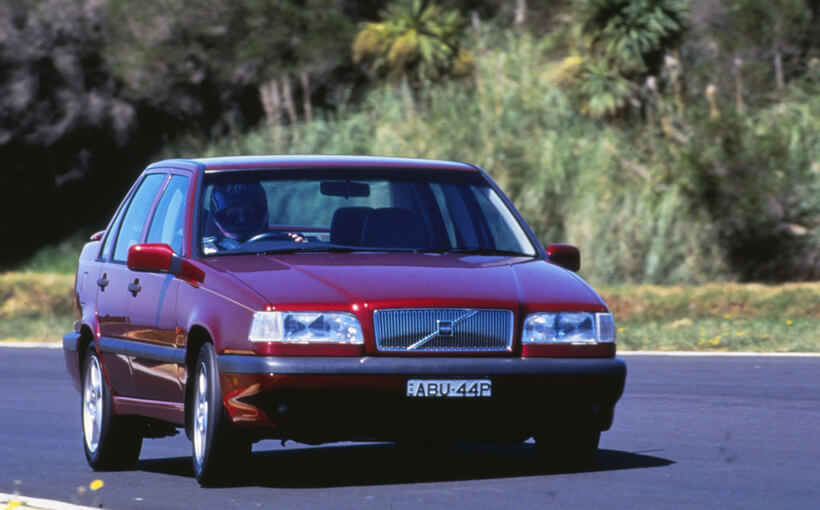 Volvo 850-Series: the first focused Volvo since the 122S