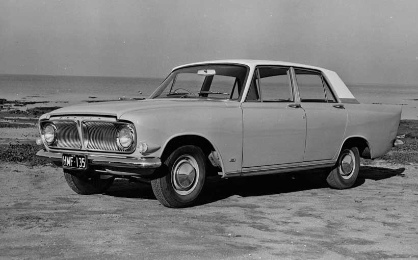 FORD ZEPHYR MARK III: The Ford that could have beaten Holden