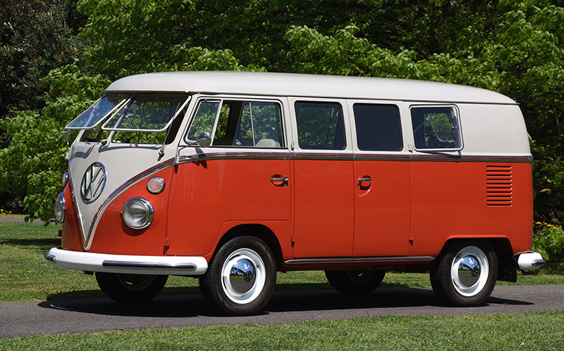 'No reserve' 1967 VW Microbus brings $158,000 at Shannons Melbourne Summer Auction.