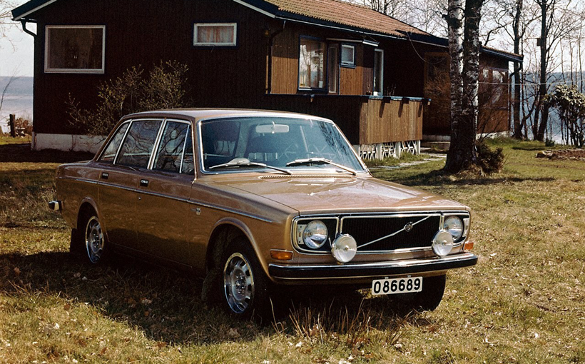 The Volvo 140-series: safer, faster, less sexy