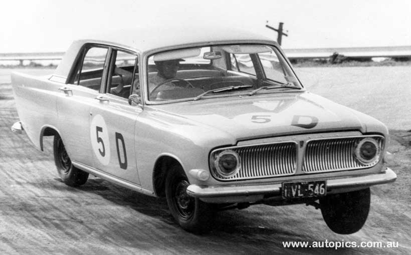 Ford Zephyr Mark III: The British 'Falcon' that should have won the Armstrong 500