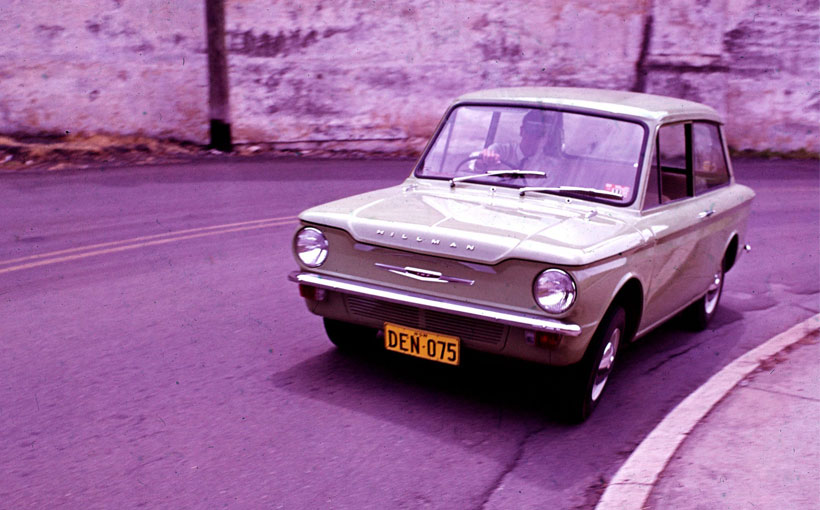 Hillman Imp: the daring little car that ruined Rootes