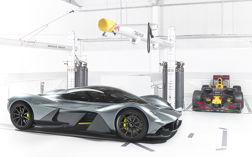 Is Aston Martin going to smash all the road car records with the AM-RB 001?