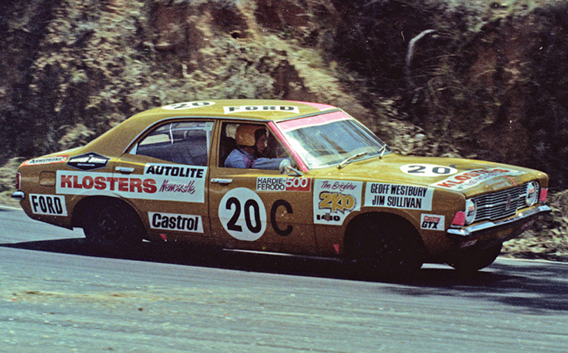 Ford TC Cortina: Last stand for Henry's original Bathurst 'Supercar'
