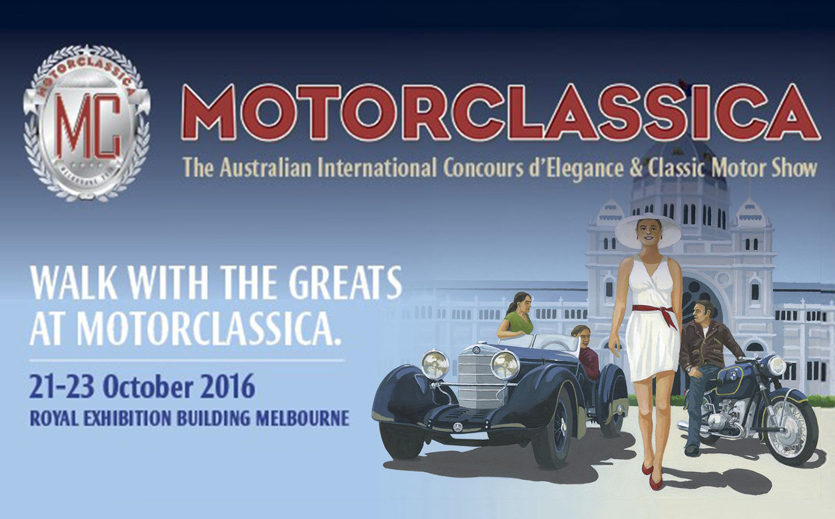 Motorclassica 2016 – Discount Ticket Offer