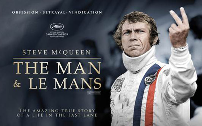 Steve McQueen The Man & Le Mans - Available Now on DVD
