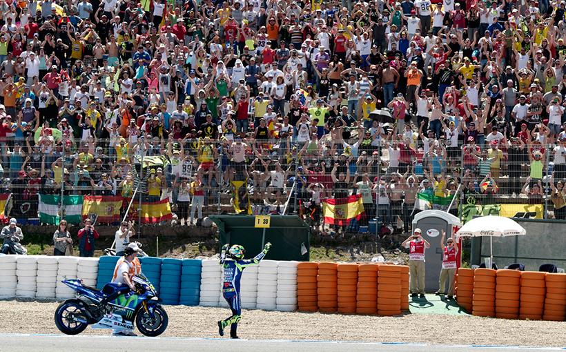 Jerez, Spain: MotoGP Post-Race Report
