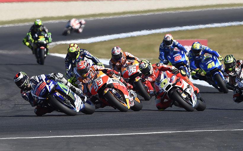 Valencia: MotoGP Pre-Race Report