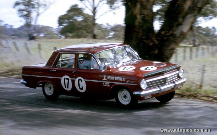 EH Holden S4: The General's first 'Bathurst Special'