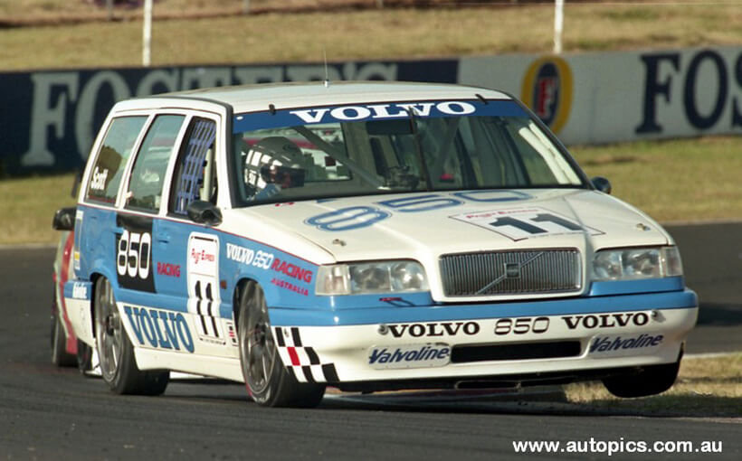 Volvo 850: The Estate Car Turned Racing Superstar!