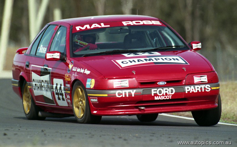 Falcon EB SS: Is this Ford Australia's rarest factory race car?