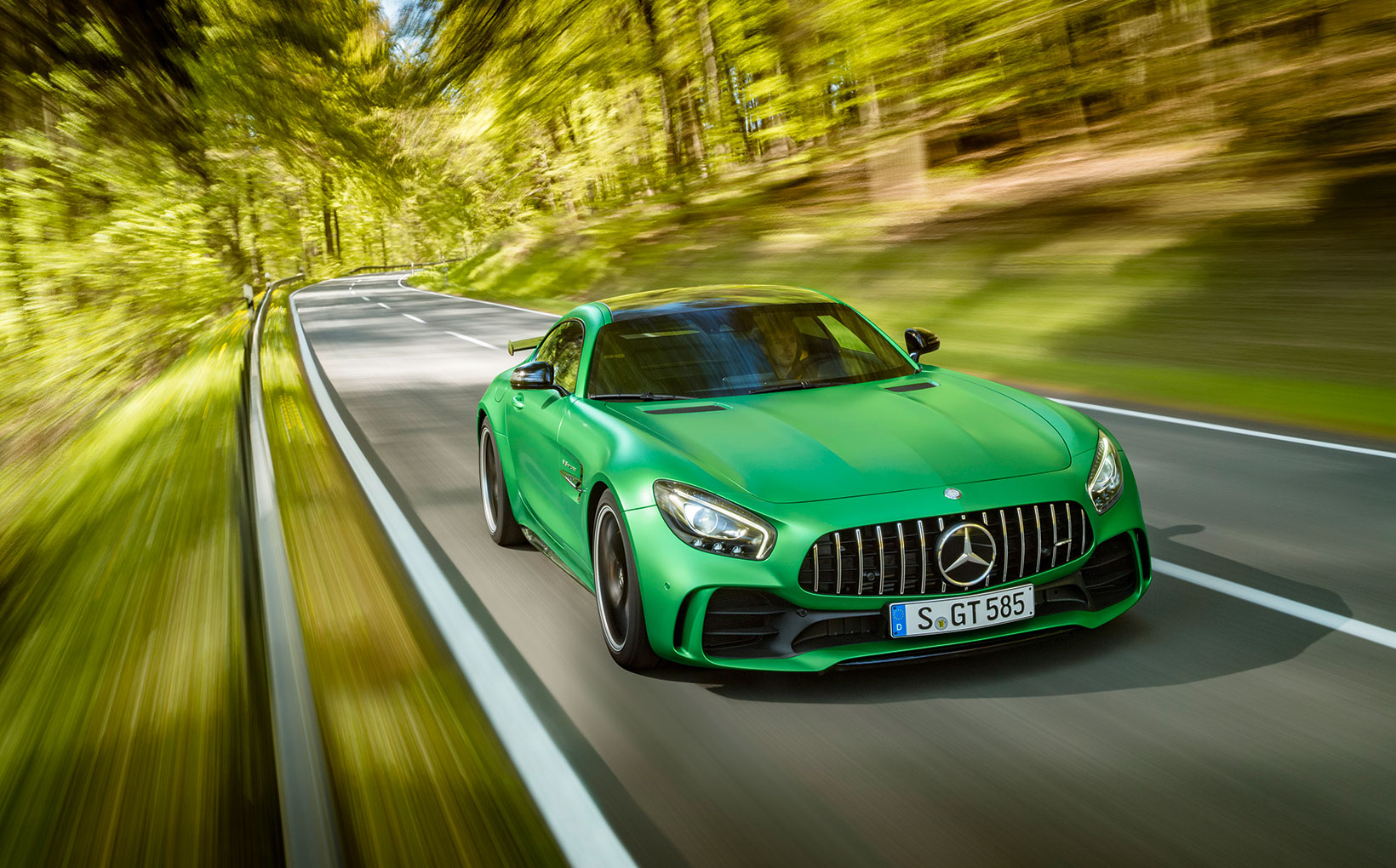 Is the Mercedes-AMG GT R a fitting successor to the mighty SLS?