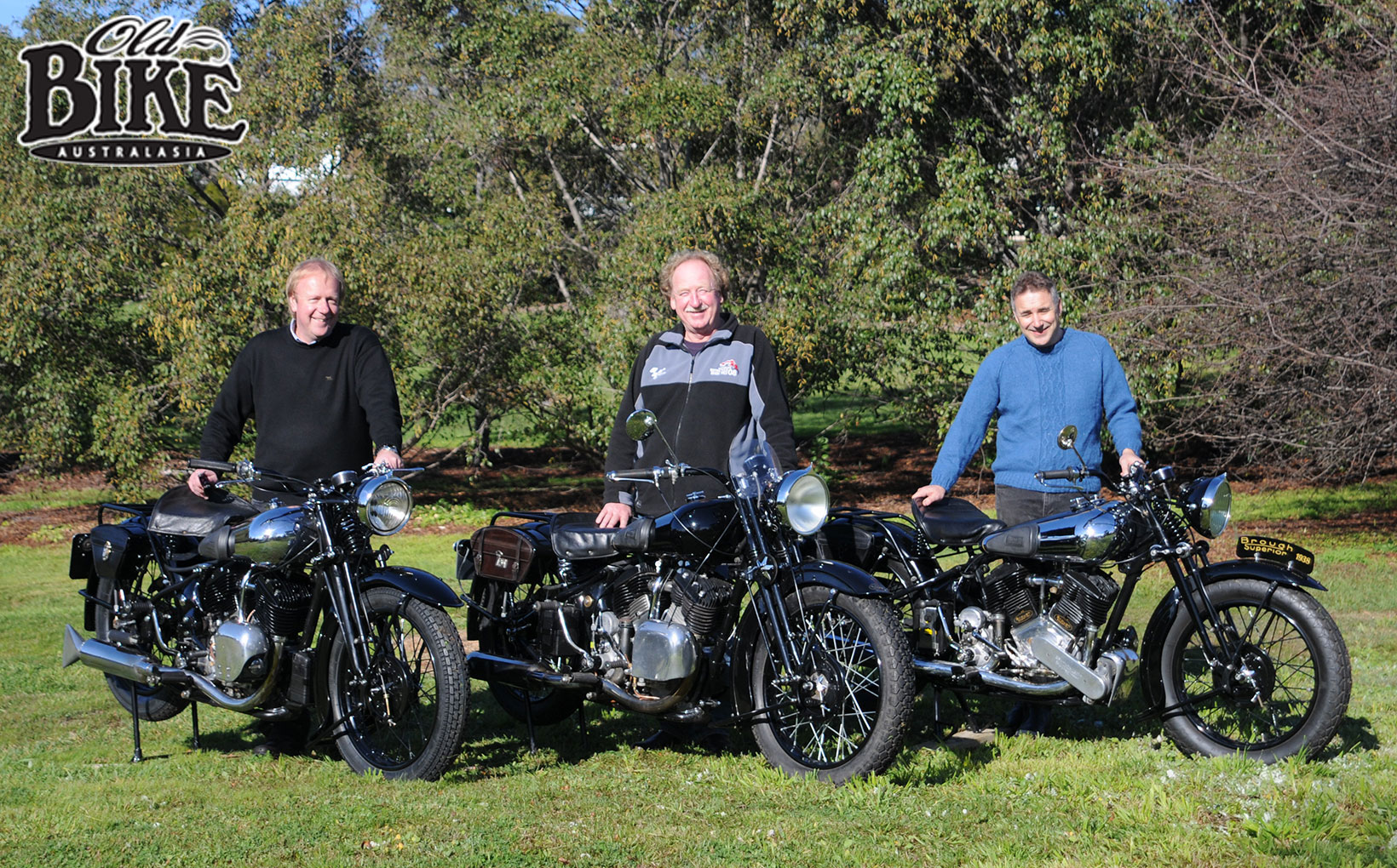Brough Superior 11-50: Honourably discharged