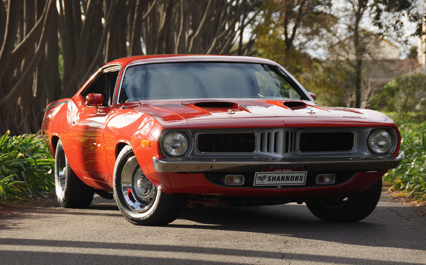 Americans muscle in at Shannons July 11 Melbourne Winter Auction