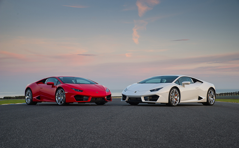 Lamborghini Huracan LP580-2: Less is more?
