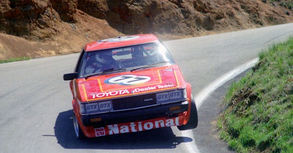 Racing Legends The Toyota Celica Willo And Racecam