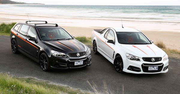 Holden Re Enters Sandman With Ute And Wagon But No Van