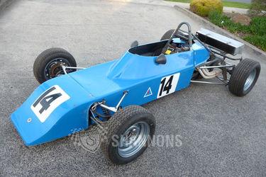 Lot 30 1975 elfin 620b formula ford open wheel race car