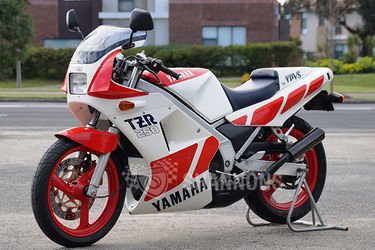 Yamaha TZR250T Solo Motorcycle