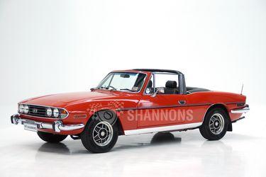Triumph Stag Convertible