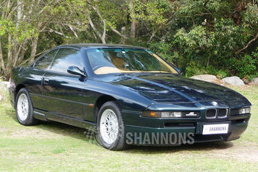 Lot 25 - BMW 840 Ci Coupe - Classic Vehicle Auctions - Shannons