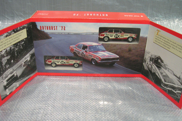 2 x Trax Models - GTR-XU1 LJ Torana Racing Set (1:43 Scale)