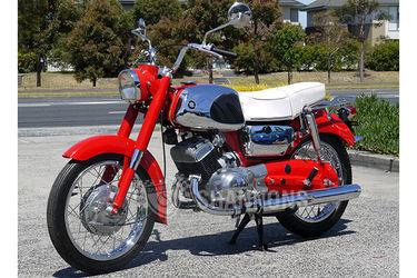 Suzuki T10 250cc Motorcycle