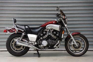 Yamaha Vmax 1200cc Motorcycle