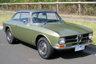 Alfa Romeo 1600 GT Junior Coupe (Charity Lot)