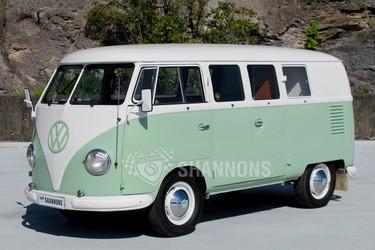 Volkswagen Kombi Split Window Campervan Conversion (RHD)