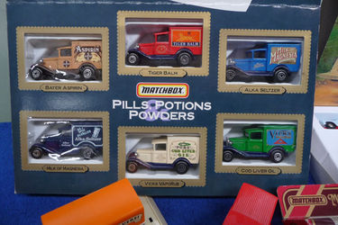 Model Cars - 30 x Various Matchbox cars Auctions - Lot D - Shannons