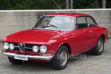 Alfa Romeo 1750 GTV Coupe