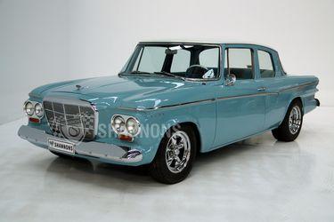 Studebaker Lark 327 V8 Coupe ( LHD)