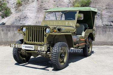 Willys Jeep (LHD)