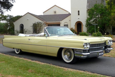 Cadillac on Cadillac Series 62  Scarface  Convertible  Lhd  Auctions   Lot 21