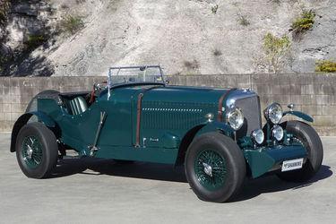4 1/2 Litre Blown Bentley (Replica)