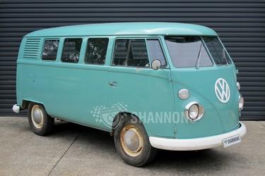 Volkswagen Kombi 'Split Window' Van (RHD)