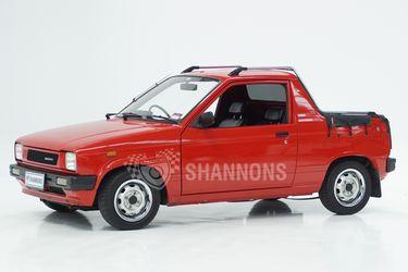 Suzuki Mighty Boy Utility