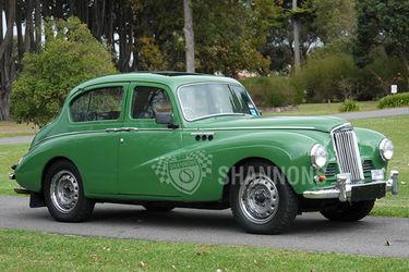 Sunbeam Talbot Mark IIA Saloon